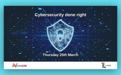 New Webinar! Cybersecurity Done Right