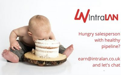 Are you a hungry IT, telecoms or managed services sales consultant?